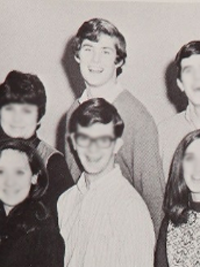 David Hasselhoff high school theatre board